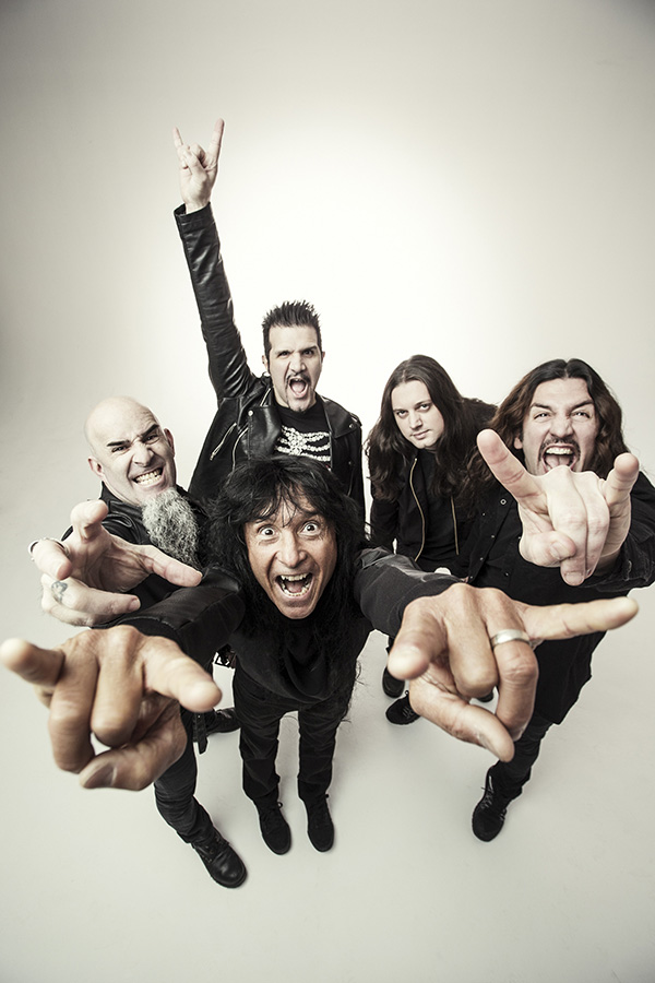 Anthrax/ Photo: Travis Shinn