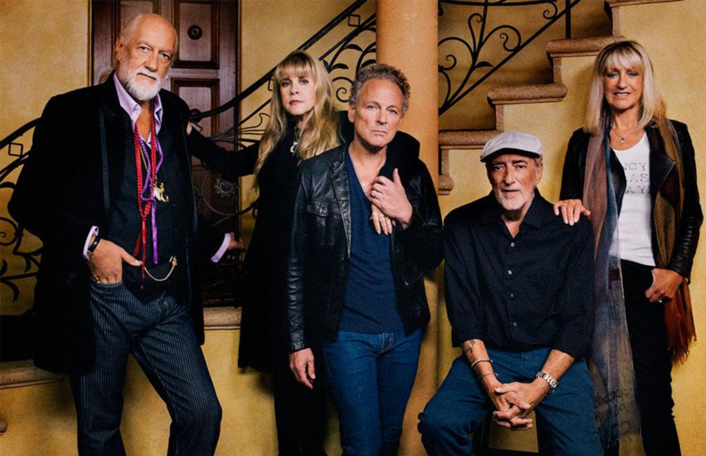 Fleetwood Mac/Photo: facebook @FleetwoodMac