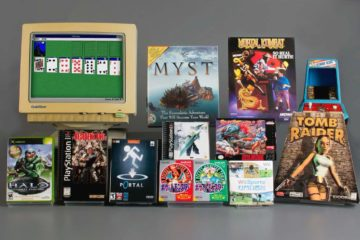 video games hall of fame/Photo; Promo
