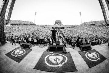 Rise Against/ Photo: Facebook @riseagainst