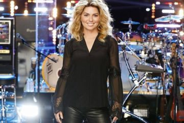 Šanaja Tvejn/ Photo: Facebook @ShaniaTwain
