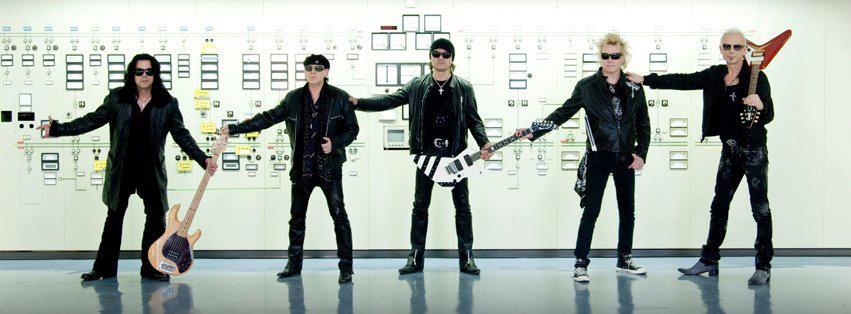 Scorpions/ Photo: Facebook @Scorpions