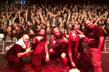 Suffocation/ Photo: Facebook @Suffocation