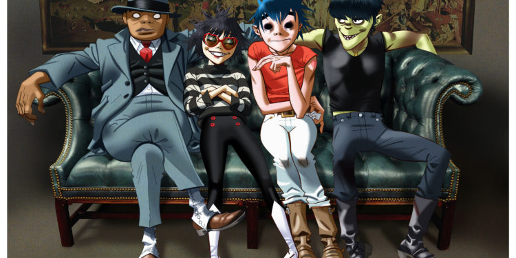 Gorillaz/ Photo: Promo