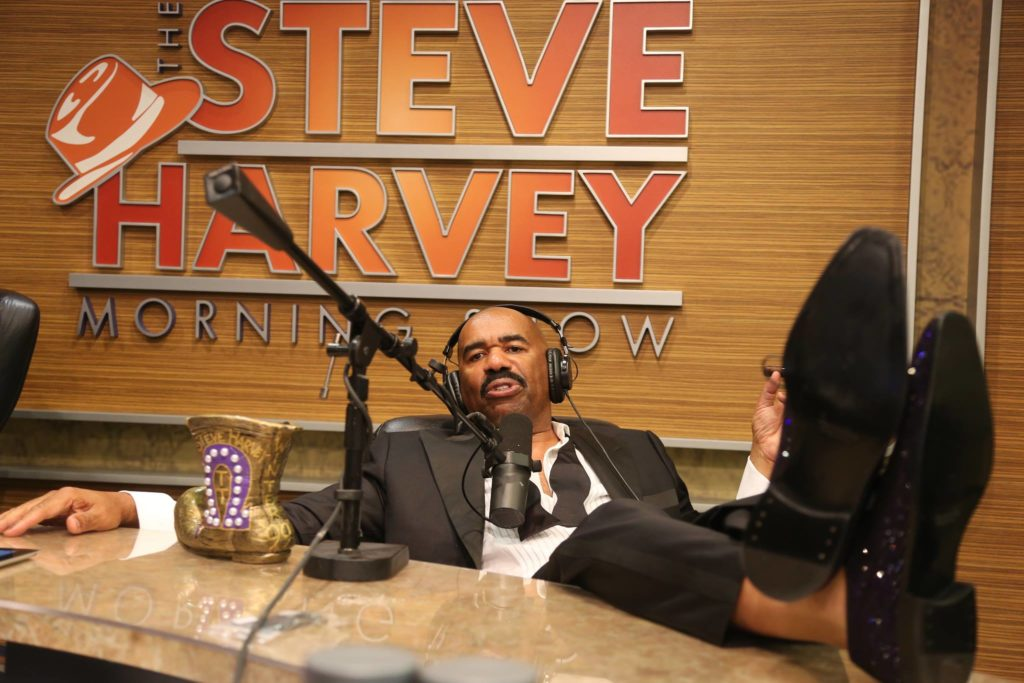 Stiv Harvi/Photo: facebook@Steve Harvey)
