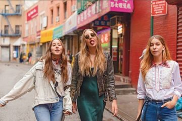 Haim/Photo: Facebook@haimtheband