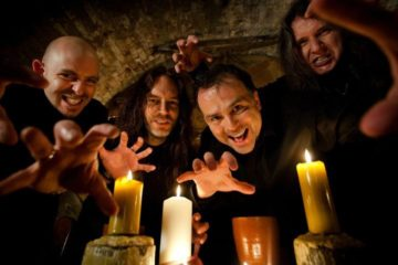 Blind Guardian/Photo: facebook@blindguardian