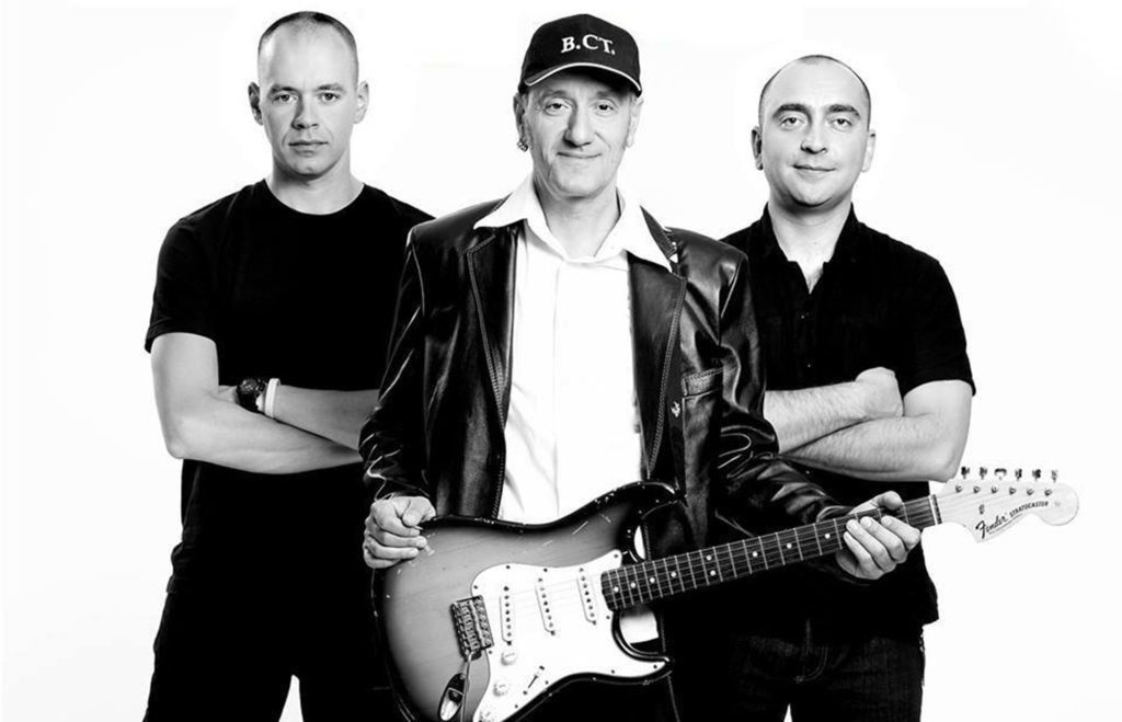 Vlatko Stefanovski Trio/Photo: Promo