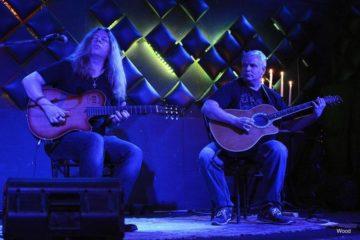 Borko Mitić & Nebojša Mitrović/Photo: Wood