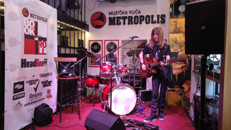 Book&Roll Open Day #2, Nikola Johnny Ranković/Photo: HL