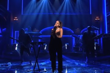 Ariana Grande/ Photo: youtube.com printscreen
