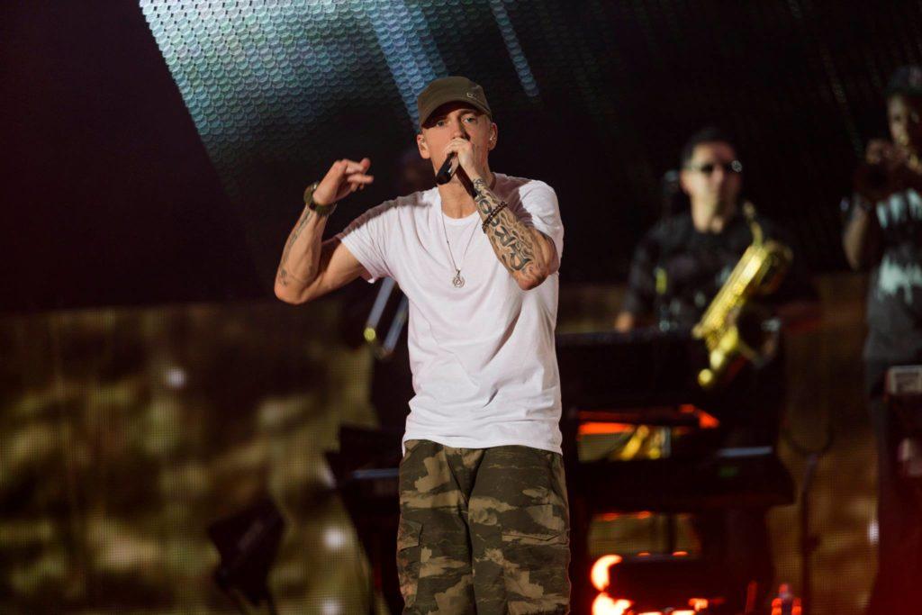 Eminem/ Photo: Facebook @eminem