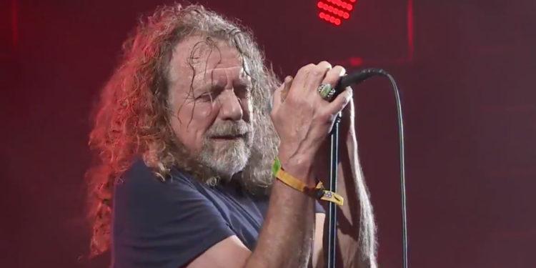 Robett Plant, Led Zeppelin/Photo: YouTube printscreen