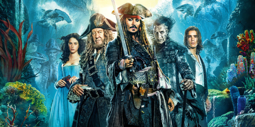 Pirati sa Kariba/Promo