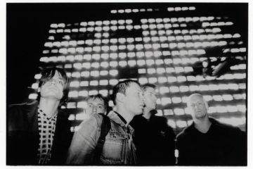 Radiohead/ Photo: Tom Sheehan