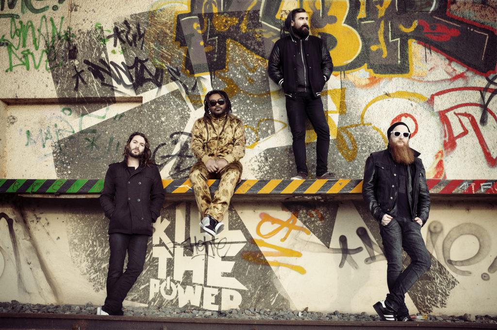 Skindred/ Promo: Photo