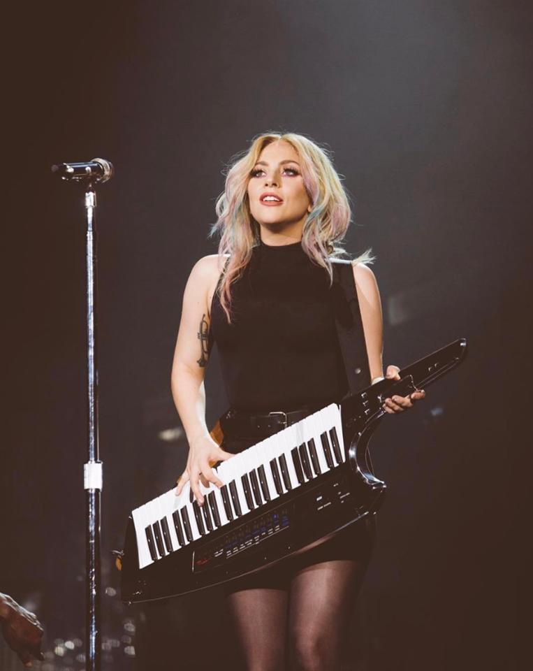 Lejdi Gaga (Coachella)/ Photo: Facebook @ladygaga