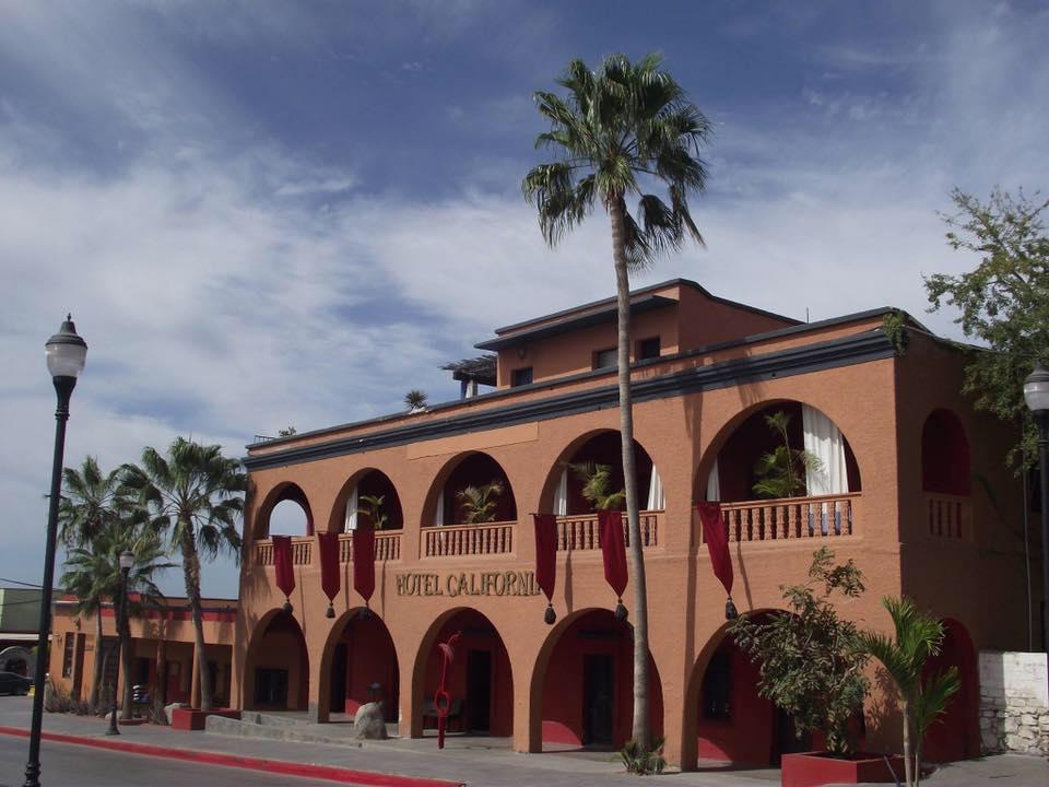 Hotel California/ Photo: Facebook @hotelcalifornia