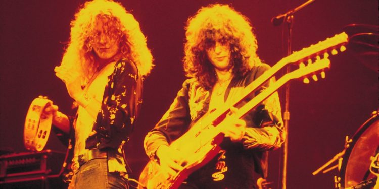Led Zeppelin/Photo: YouTube printscreen