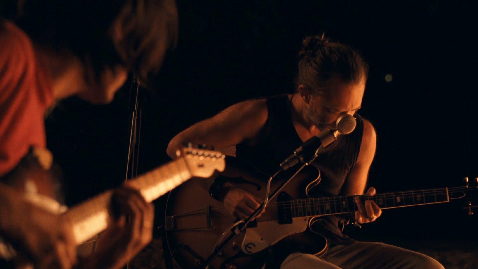 Radiohead/Photo: YouTube printscreen