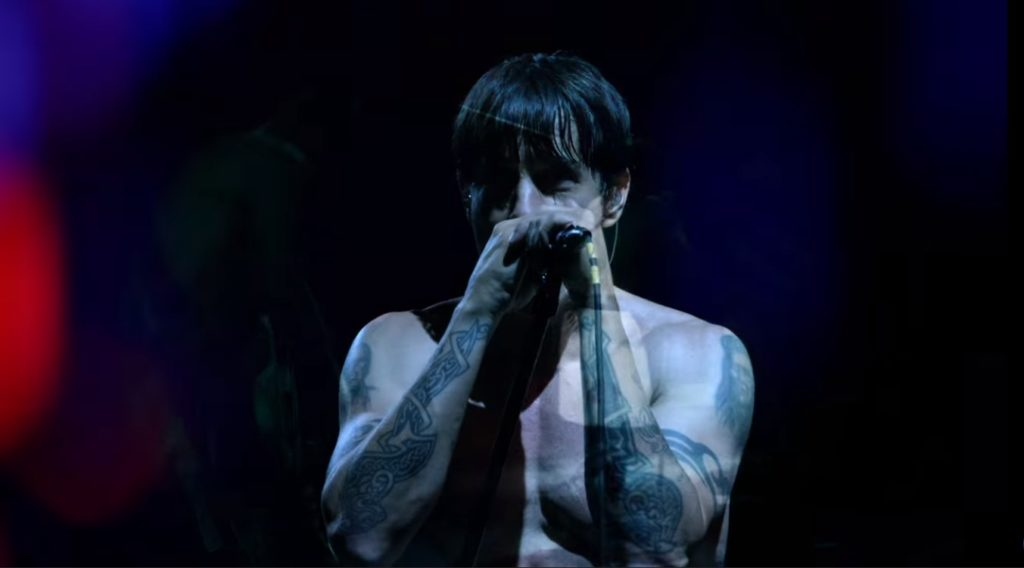 Red Hot Chili Peppers/ Photo: youtube.com printscreen