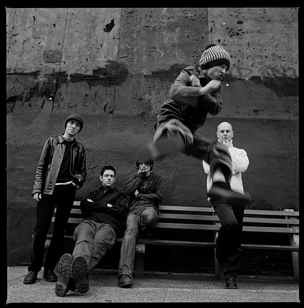 Radiohead/ Photo: Danny Clinch