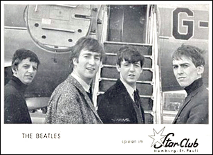The Beatles/Photo: http://euromentravel.com
