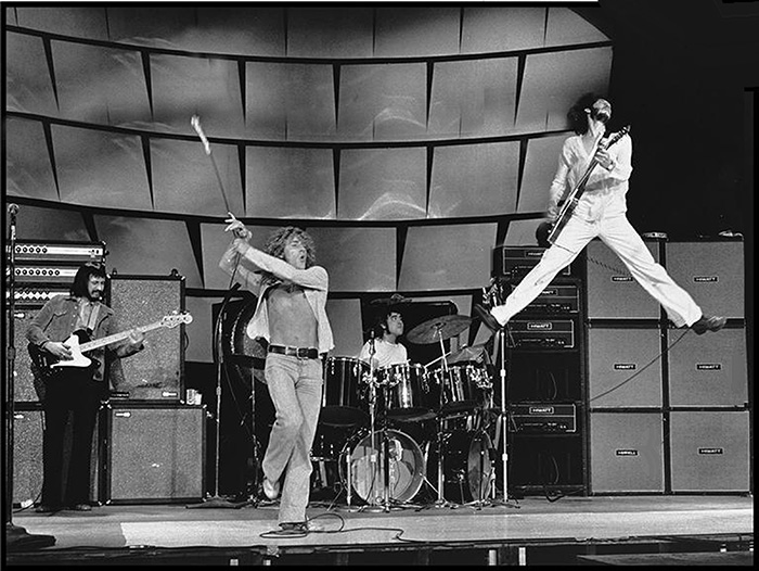 The Who/Photo: facebook@thewho