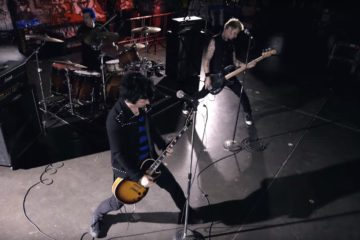 Green Day/Photo: YouTube printscreen