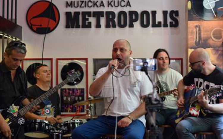 Muzička kuća Metroplis/Photo: Promo