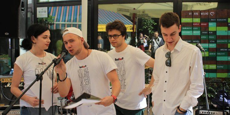 Book&Roll Open Day #3. Mladi Džek promocija spota/Photo: Janko Đurić
