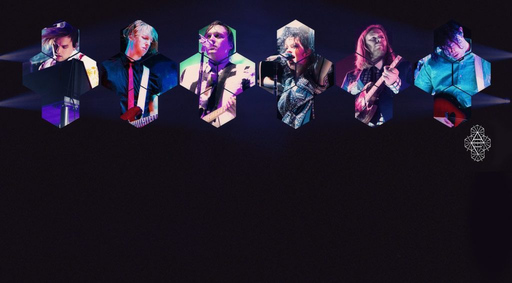 Arcade Fire/Photo: facebook@arcadefire