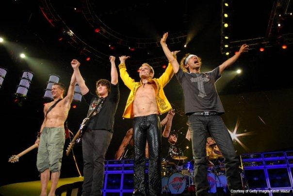 Van Halen/Photo: facebook@VanHalen