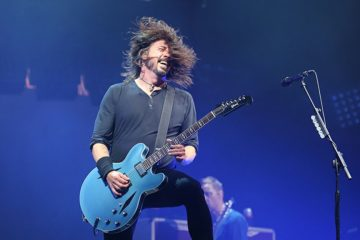 Foo Fighters Glastonbury/Photo: Glastonbury (official)