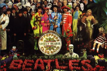 Sgt. Pepper's Lonely Hearts Club Band/ Photo: youtube.com printscreen