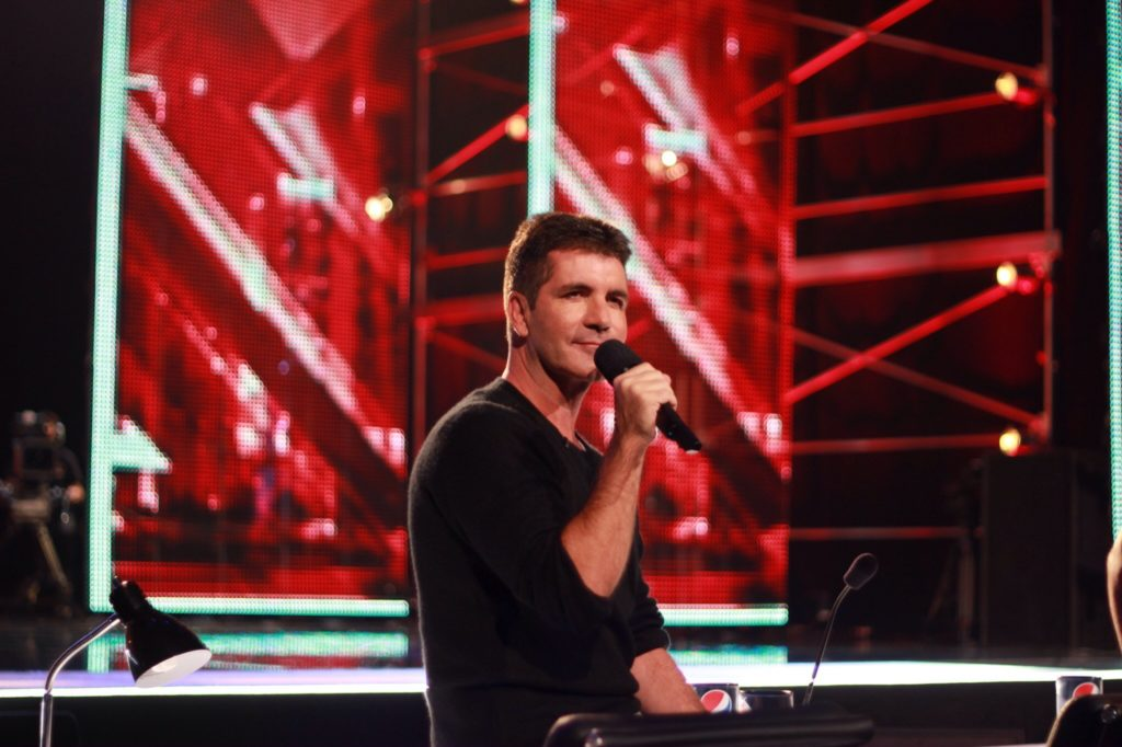 Sajmon Kauel/Photo: facebook@simoncowell
