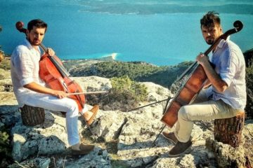 2CELLOS: Photo: Promo