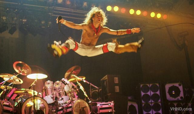 Van Halen/Photo: YouTube printscreen