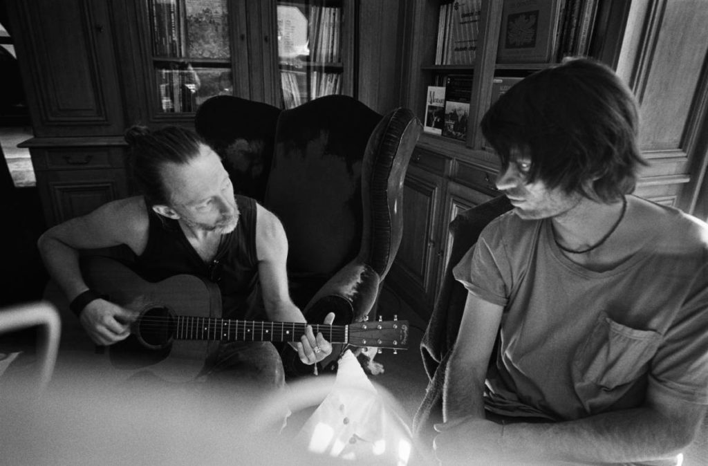 Radiohead/Photo: facebook@radiohead