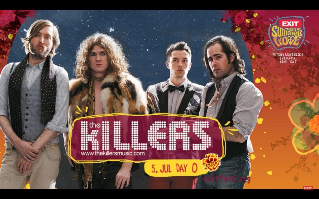 The Killers: Photo: Promo
