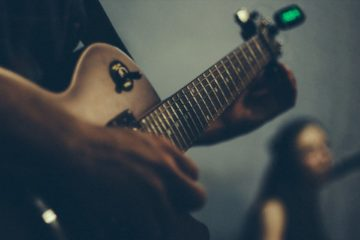Elektrč;na gitara/Photo: Pixabay