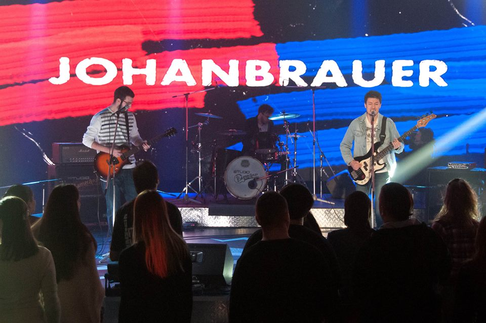Johanbrauer/Photo: facebook@johanbrauerband