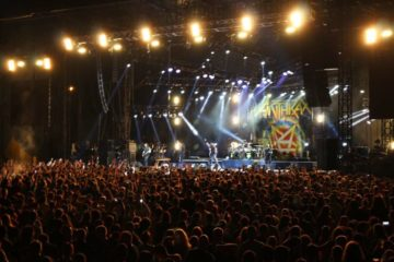 Main Stage/ Photo: Facebook @arsenalfest (Zoran Lazarević Laki)