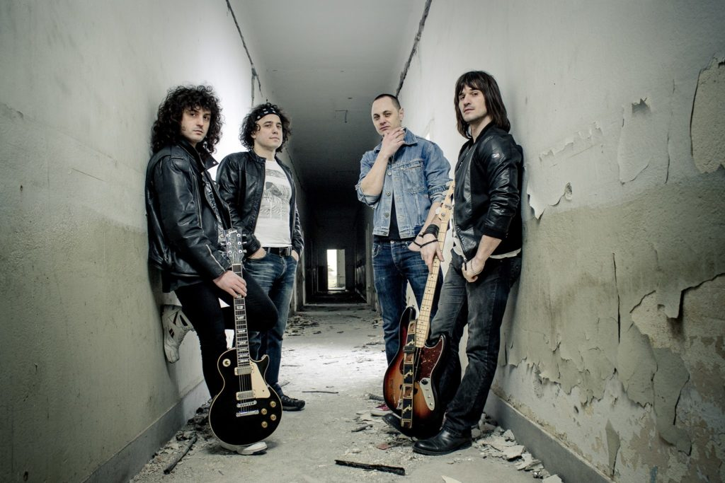 The Backdoor Band/ Photo: Facebook @BackdoorBandOhrid