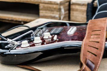 Elektrč;na gitara/Photo: Pixabay