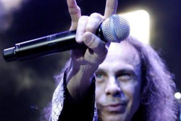 Roni Džejms Dio/ Photo: Facebook @OfficialRonnieJamesDio
