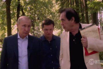 Putinovi intervjui/Photo: YouTube printscreen