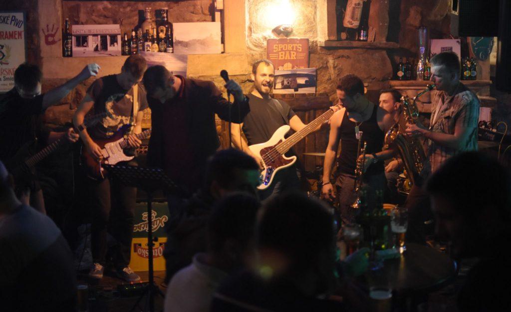 Midnight Blues Band & Riccardo Staraj/ Photo: Facebook/ Midnight Blues Band & Riccardo Staraj