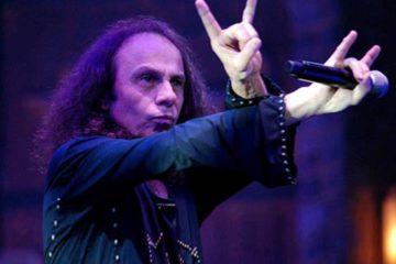 Roni Džejms Dio/ Photo: Facebook @OfficialRonnieJamesDio