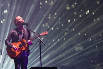 Radiohead/Photo; YouTube printscreen